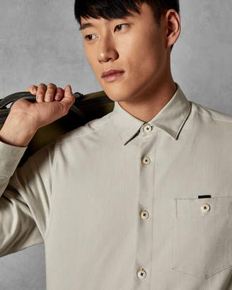 Ted Baker OXFORDS Twill shirt
