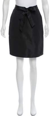 Anna Molinari A-Line Knee-Length Skirt