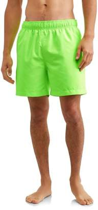 George Men's And Men's Big Basic Swim Trunks, Up To Size 5Xl