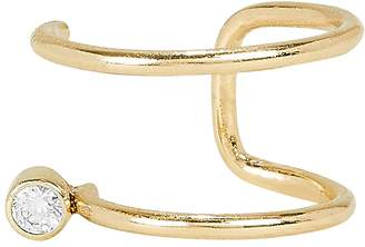 Chicco Zoe Thin Wire Diamond Ear Cuff