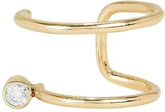 Chicco Zoe Thin Wire Diamond Ear Cuff