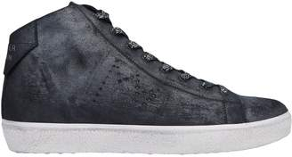 Leather Crown High-tops & sneakers - Item 11517073OU