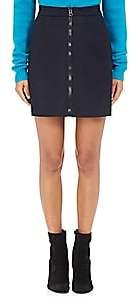 Acne Studios Women's Suraya Wool-Blend Miniskirt - Navy