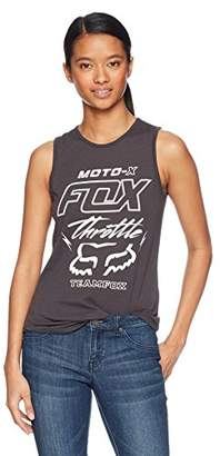 Fox Women's Throttle Maniac Muscle Tank