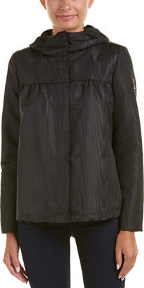 Moncler Gamme Rogue Hooded Rain Jacket
