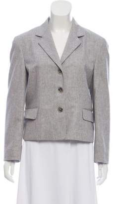 Jenni Kayne Wool Structured Blazer
