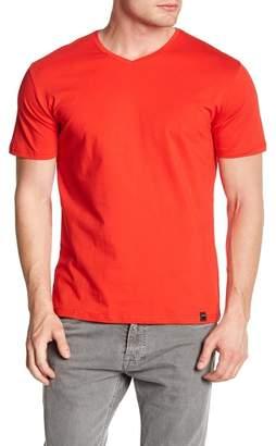 TR Premium Solid V-Neck T-Shirt