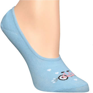 Hot Sox Women's Bridin' Dirty Liner Socks