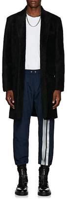 "RtA Men's ""88 Jacket"" Sherpa Trench Coat"