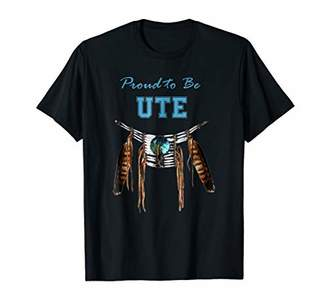 Proud to be Ute T-Shirt
