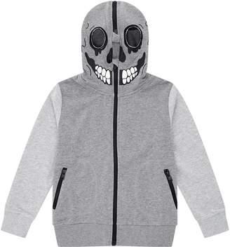 Stella McCartney Bandit Skull Hoodie