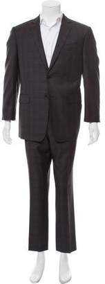 John Varvatos Super 120's Wool Two-Piece Suit