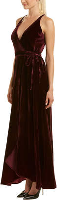 Yumi Kim Maxi Wrap Dress