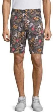 Robert Graham Maracas Printed Shorts