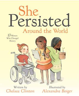 Penguin Random House 'She Persisted Around the World' Book