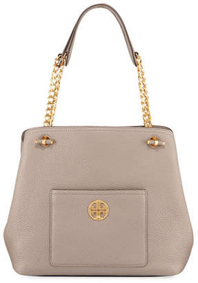 7a951421a17 Tory Burch Chelsea Slouchy Leather Shoulder Tote Bag