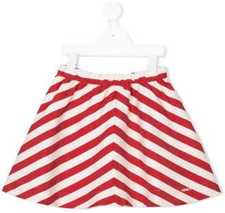 Liu Jo Kids striped skirt