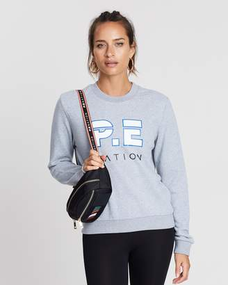 P.E Nation Tri-Ball Sweat