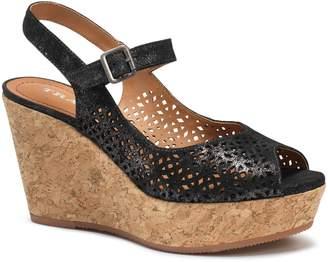 Trask Pattie Wedge Sandal