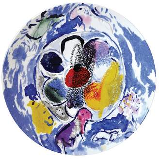 Bernardaud Marc Chagall Coupe Plate, Set of 6