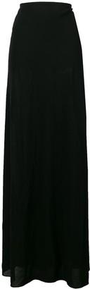 Ralph Lauren long-line skirt