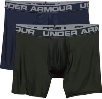 Under Armour O Series 6in Boxerjock - 2-Pack - Men's