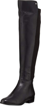 MICHAEL Michael Kors Bromley Sensitive Stretch Napa Flat Riding Boots