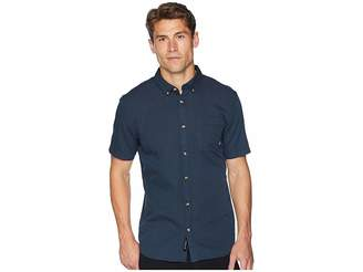 Vans Wakefield Short Sleeve Woven Men's Clothing