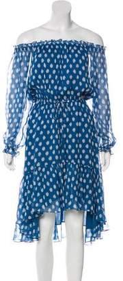 Diane von Furstenberg Camila Two Silk Dress w/ Tags