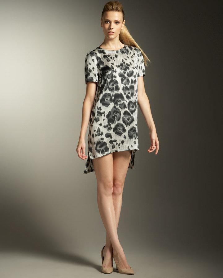 Stella McCartney Cheetah-Print Dress