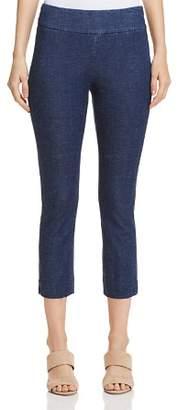 Nic+Zoe Ticket Skinny Crop Pants