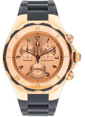 Michele Jelly Bean Tahitian Watch