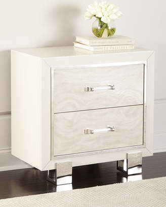 Deanna Two-Drawer Night Stand