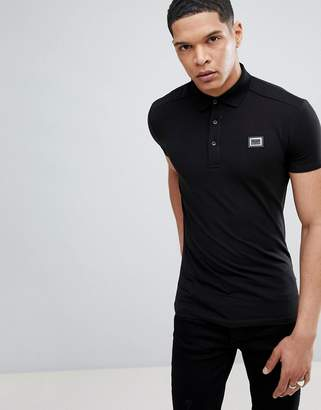 Antony Morato Polo Shirt In Black