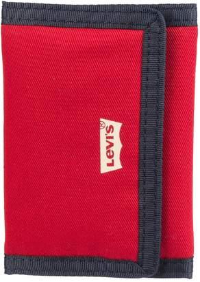 Levi's Levis Men's Fabric Trifold Wallet