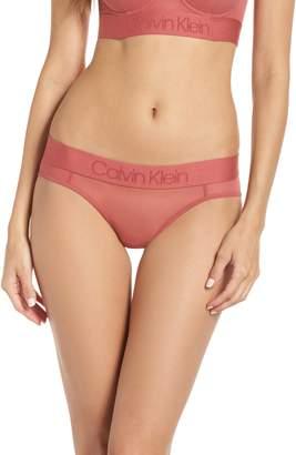 Calvin Klein Tonal Logo Bikini Panties