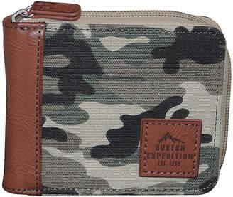 Buxton Mens Slim Fold Wallet
