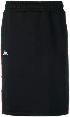 Kappa jogging track style skirt