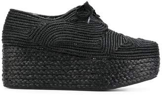 Robert Clergerie Pinton platform shoes