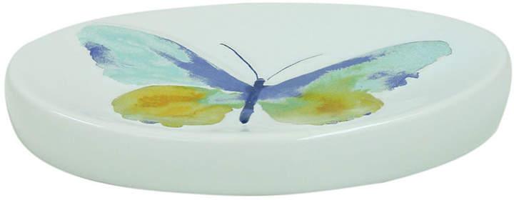 Buy Bacova Guild Watercolor Garden Soap Dish!