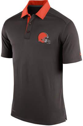 Nike Men's Cleveland Browns Elite Coaches Polo