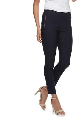 Apt. 9 Women's Brynn Midrise Pull-On Skinny Dress Pants