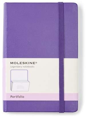 Moleskine Bright Violet Classic Portfolio