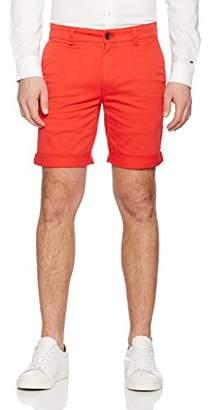 Tommy Jeans Hilfiger Denim Men's TJM Basic Strt Freddy 11 Short,(Manufacturer Size: NI)