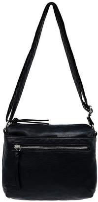 Bueno of California St. John's Bay Triple Zip Mini Crossbody Bag