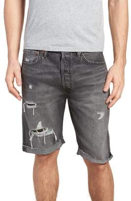 Levi's 501(R) Cutoff Denim Shorts