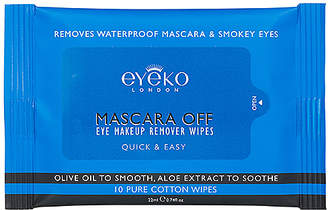 Eyeko MASCARA OFF メイクアップリムーバワイプス