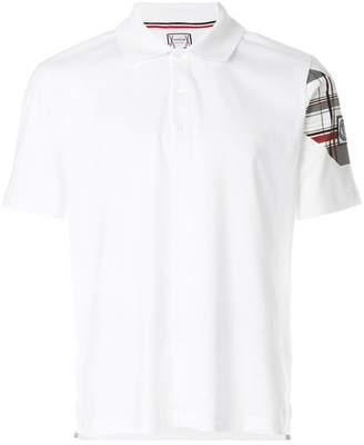 Moncler casual button polo shirt