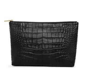 Cuyana Medium Leather Zipper Pouch