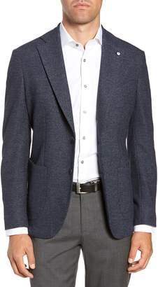 L.B.M. 1911 L.B.M 1911 Classic Fit Wool & Cotton Sport Coat